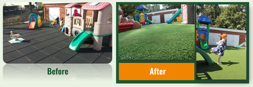 Best Playground Ground Cover Materials Zeager Bros