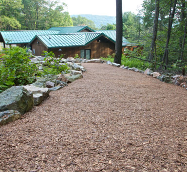 Bonded Woodcarpet 174 Trail Ada Compliant Trail Surfaces