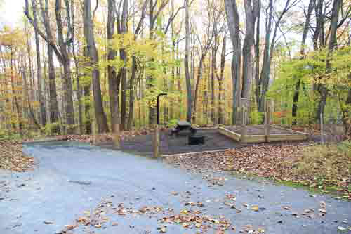 owen creek campground Accessible Camp Sites