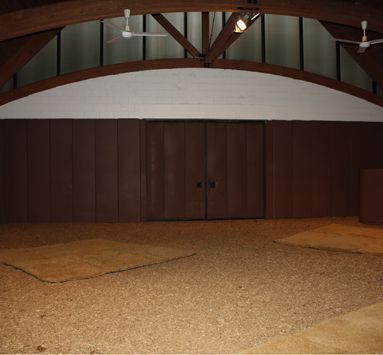 kentucky joodmont farms with Woodcarpet® - Equine Footing System 21, 24, 25, 26