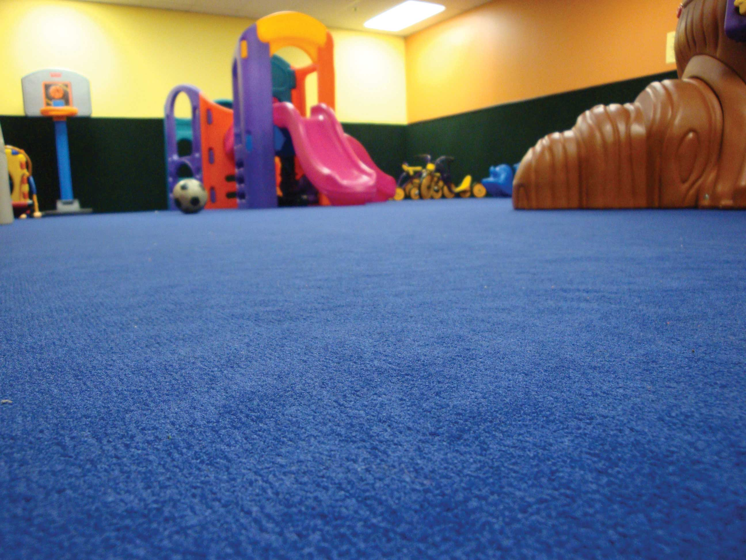 Safe Playground Flooring Tiles & Mats