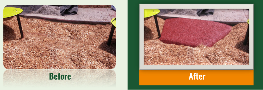 pre school before and after accessible play area